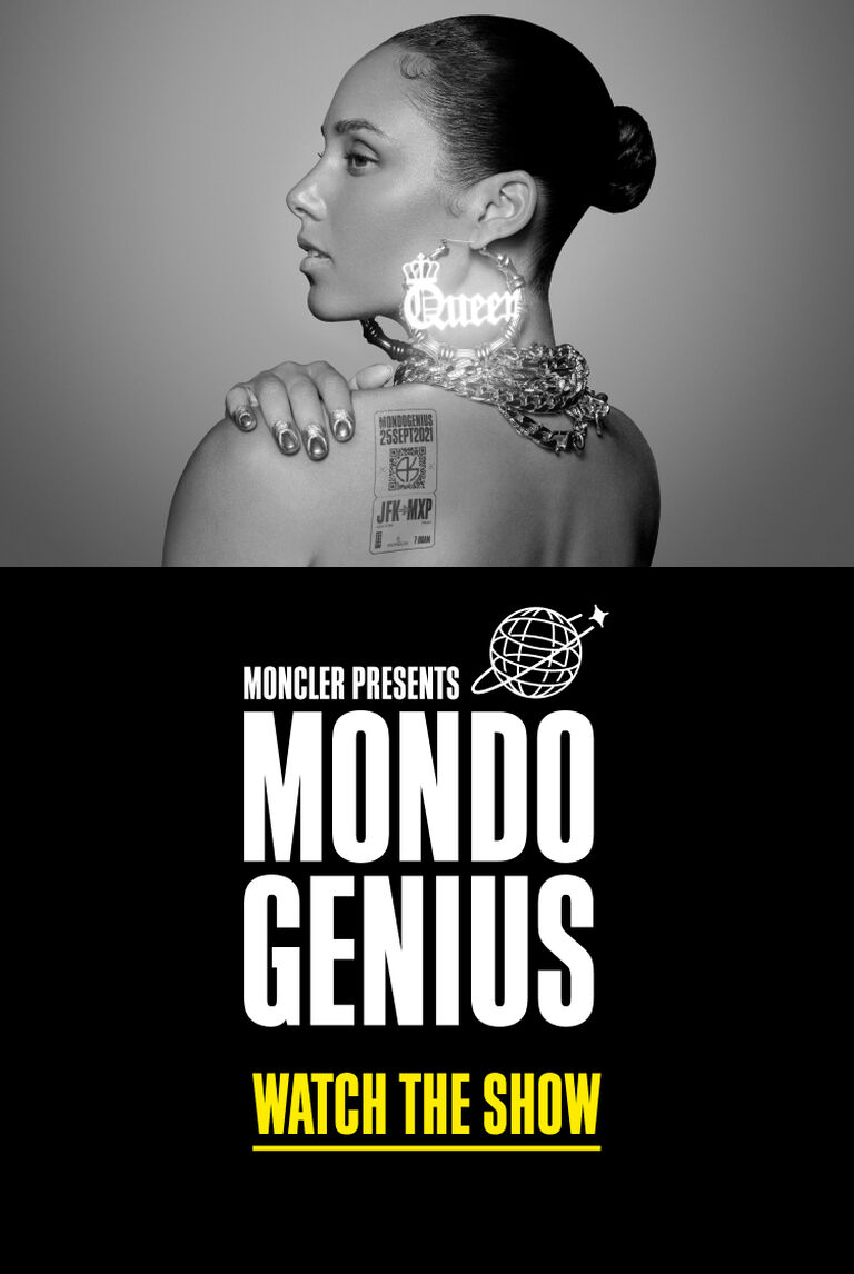 Teaser image of the Mondo Genius Event Launch by Moncler with Alicia Keys