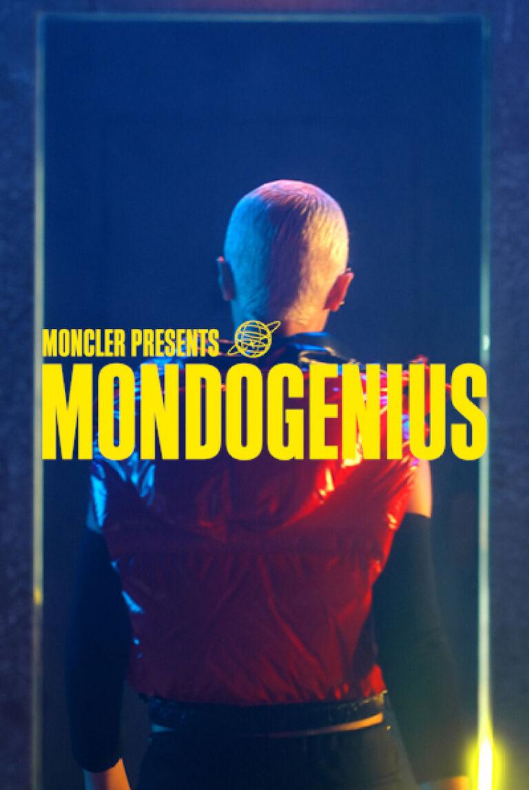 Teaser video of Moncler's Mondo Genius Event