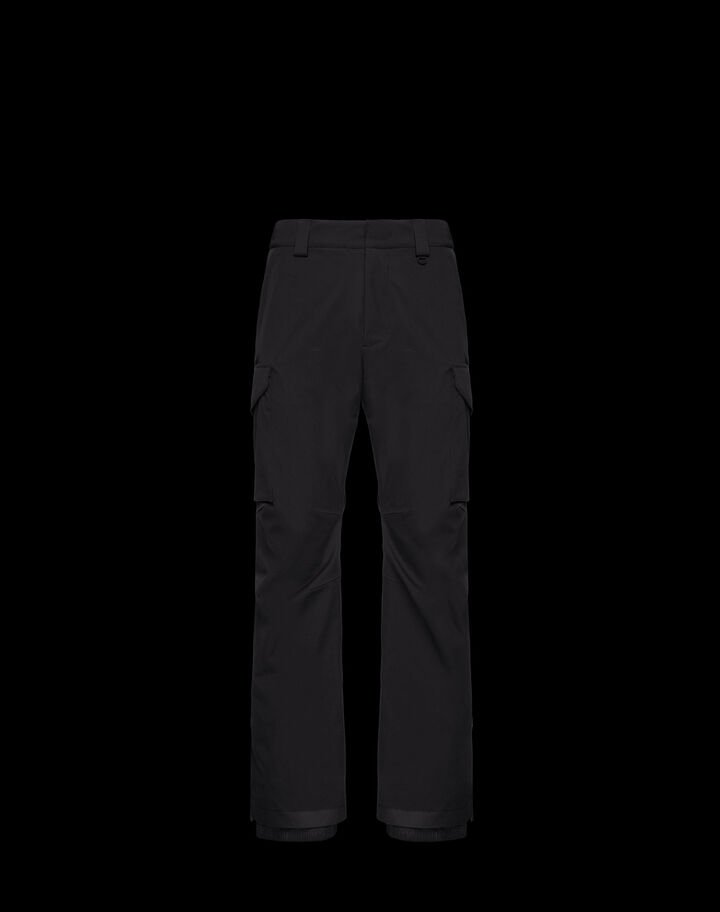 Moncler Cargo pants Black