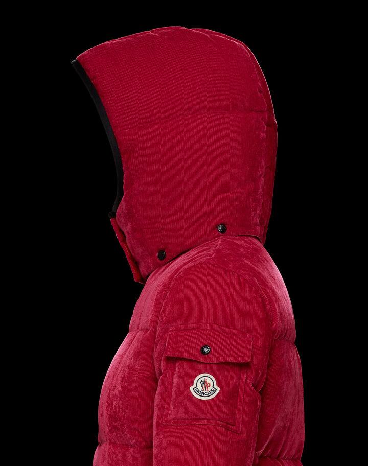 Moncler Fourmi Cherry Pink