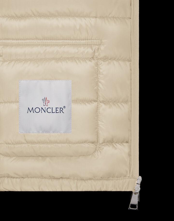 Moncler Lans 오트밀 베이지