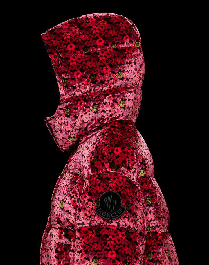 Moncler Daos Amaranth Pink