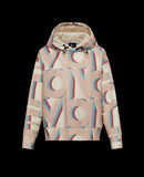 Moncler Sweatshirt with hood Beige