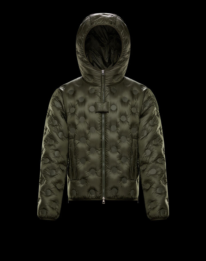 Moncler Abbotts Army Green
