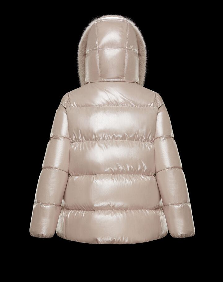 Moncler Serifur Metallic Beige