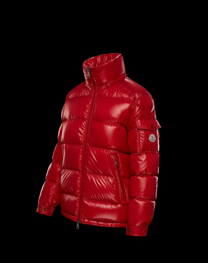 Moncler Maire Scarlet Red