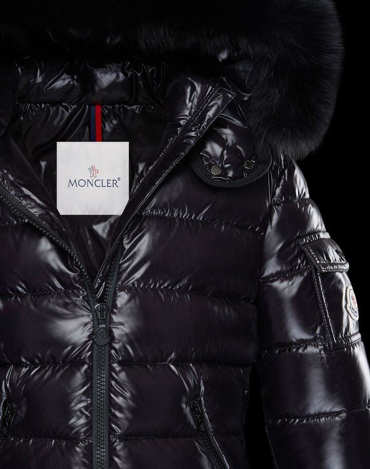Moncler Bady fur Black