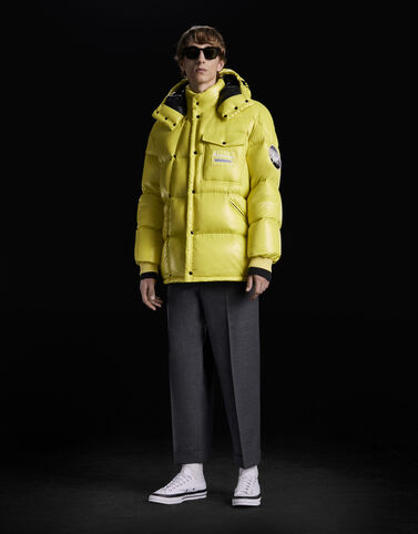 Moncler Anthemy 옐로 라임