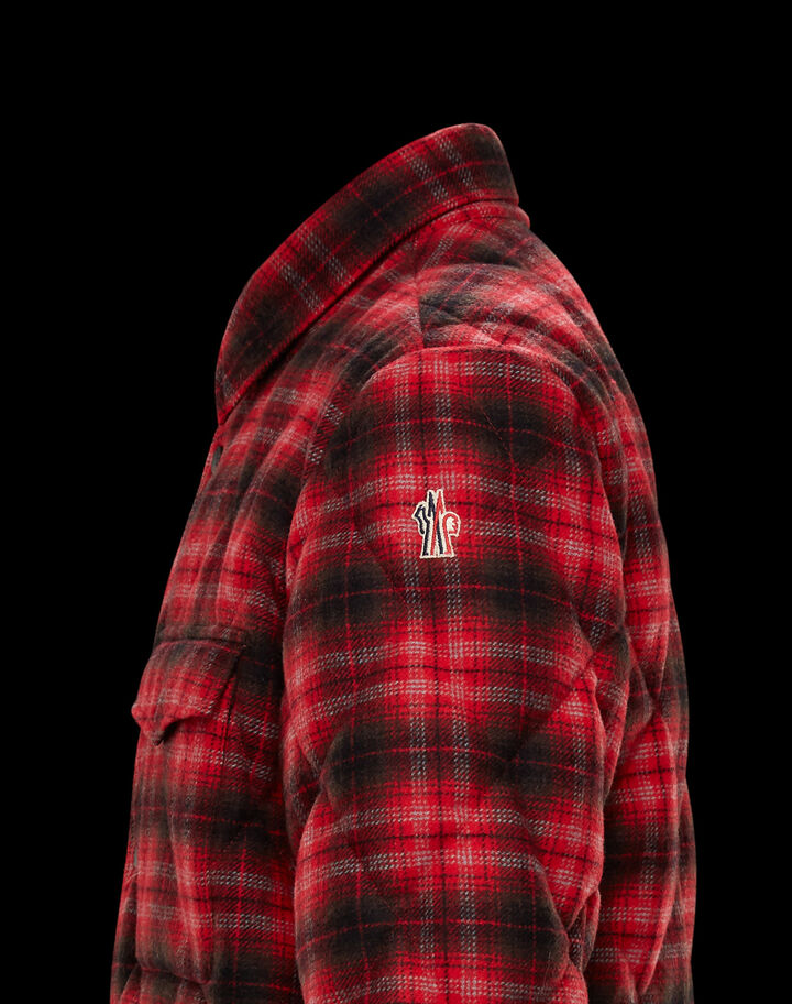 Moncler Briere Fire Red