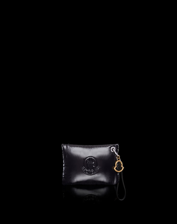 Moncler Vanille small Black