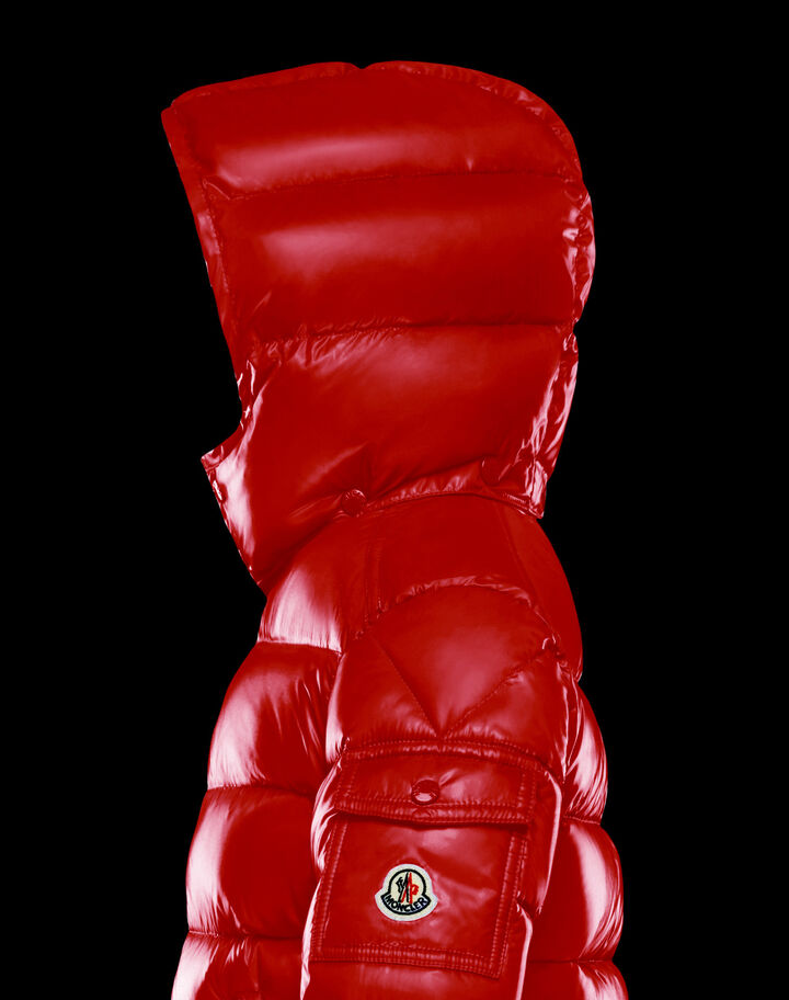Moncler New Maya Scarlet Red