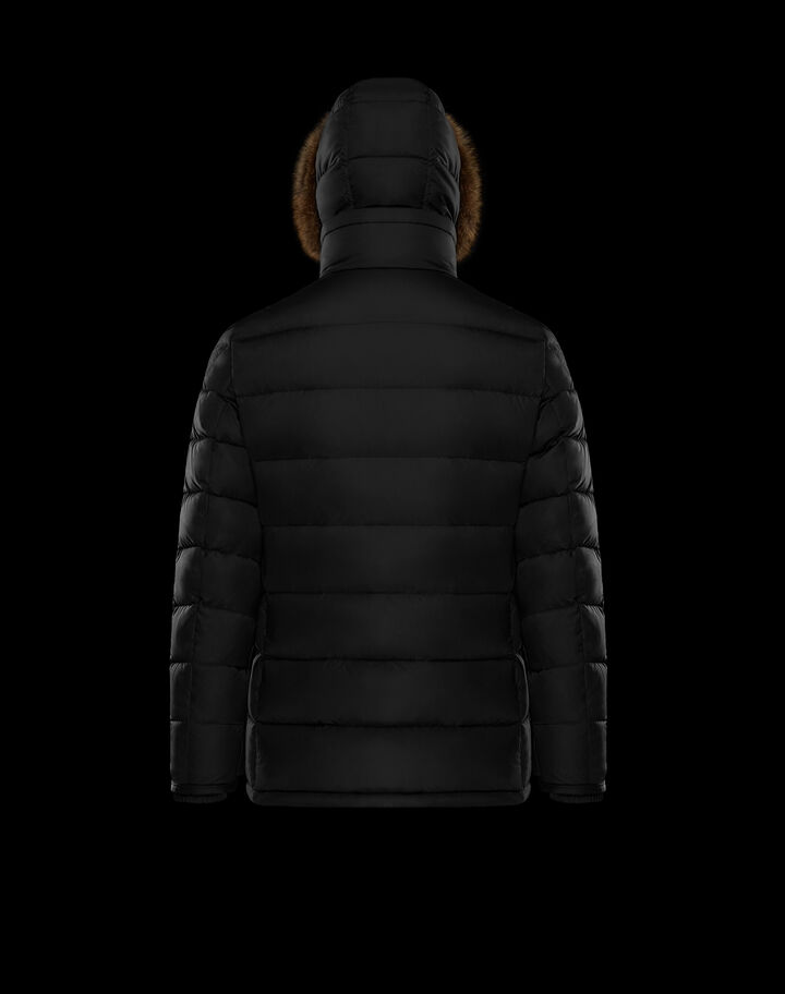 Moncler Cluny Black