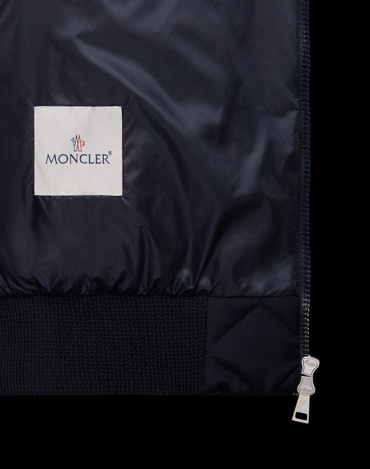 Moncler Algeiba Night Blue