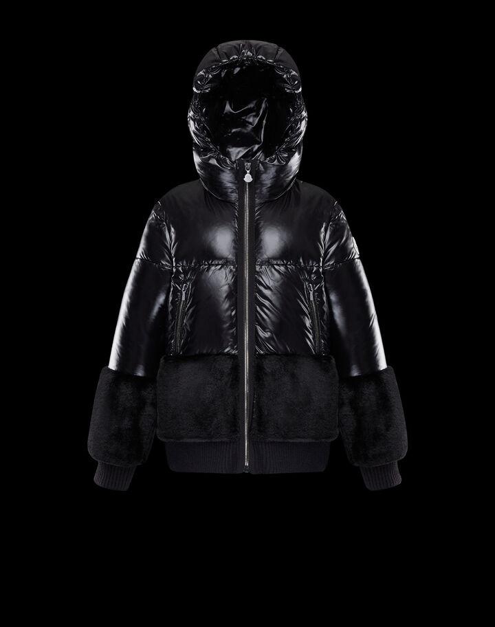 Moncler Logodec Black