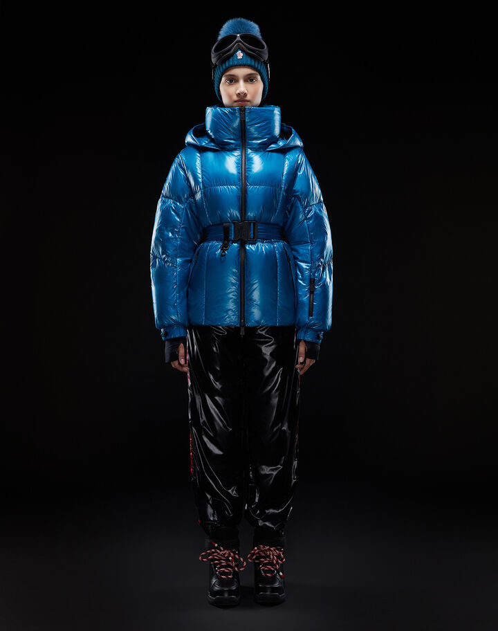 Moncler Grossaix Turquoise