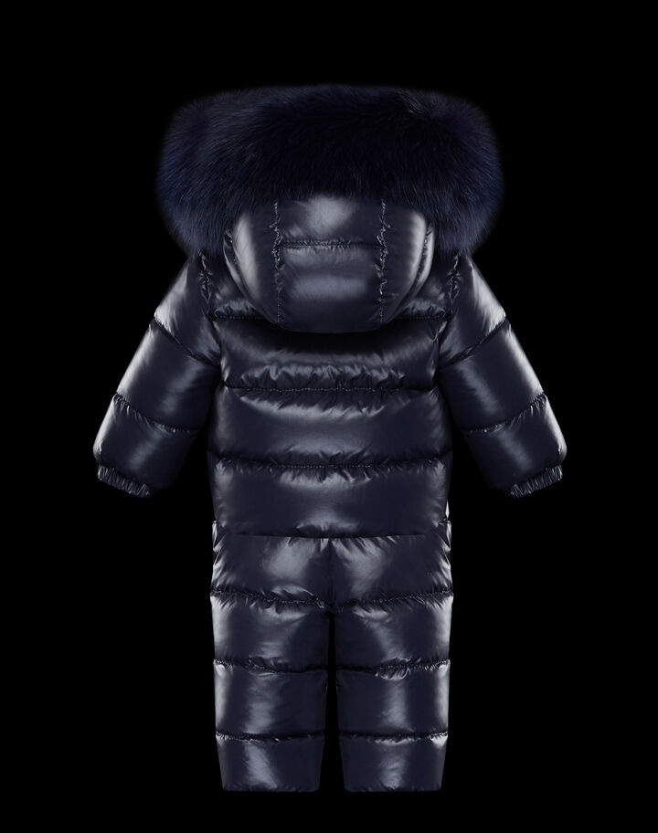 Moncler Tin Night Blue