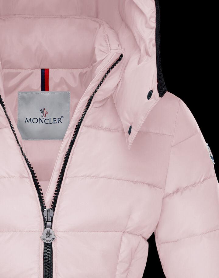 Moncler Charpal 소프트 핑크