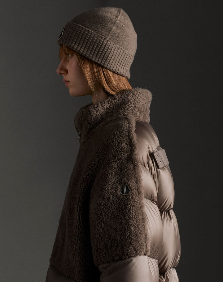 Moncler Coyote Dust Brown