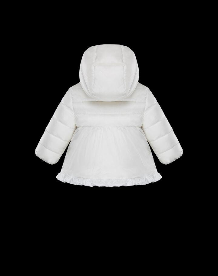 Moncler Odile Ivory White