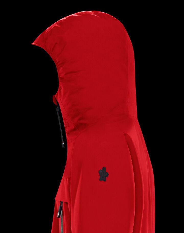 Moncler Villair Fire Red