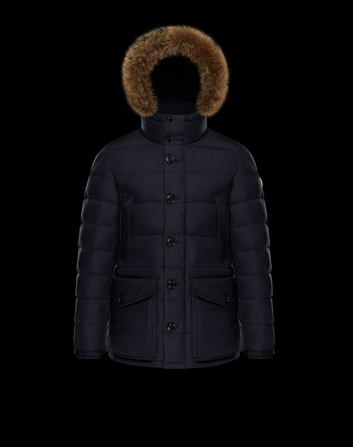 Moncler Cluny Night Blue