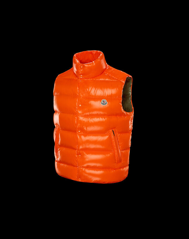 Moncler Tib Bright Orange