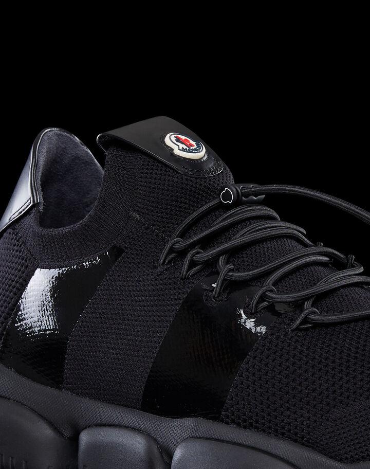 Moncler Bubble sneaker Black