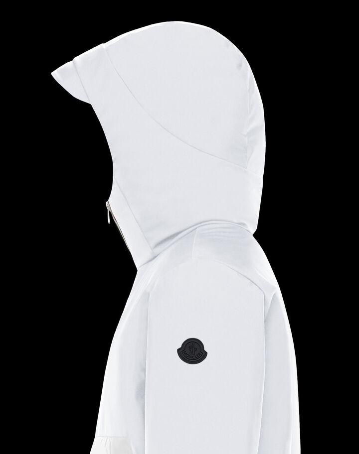 Moncler Authion Silk White