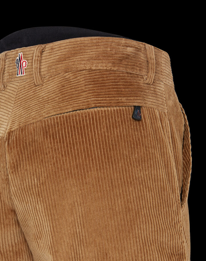 Moncler Sports pants Natural Khaki Beige