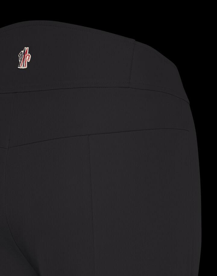 Moncler Twill sweatpants Black
