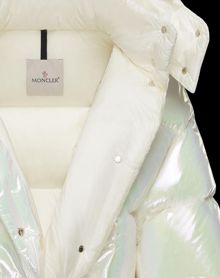 Moncler Gaou Iridescent White