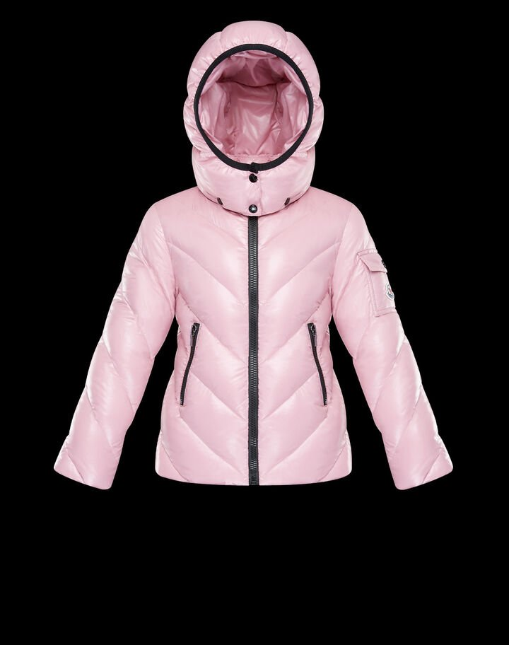 Moncler Brouel Cyclamen Pink