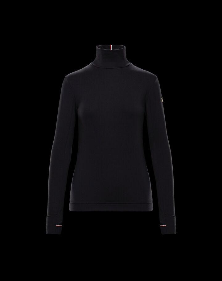 Moncler POLARTEC® top Black