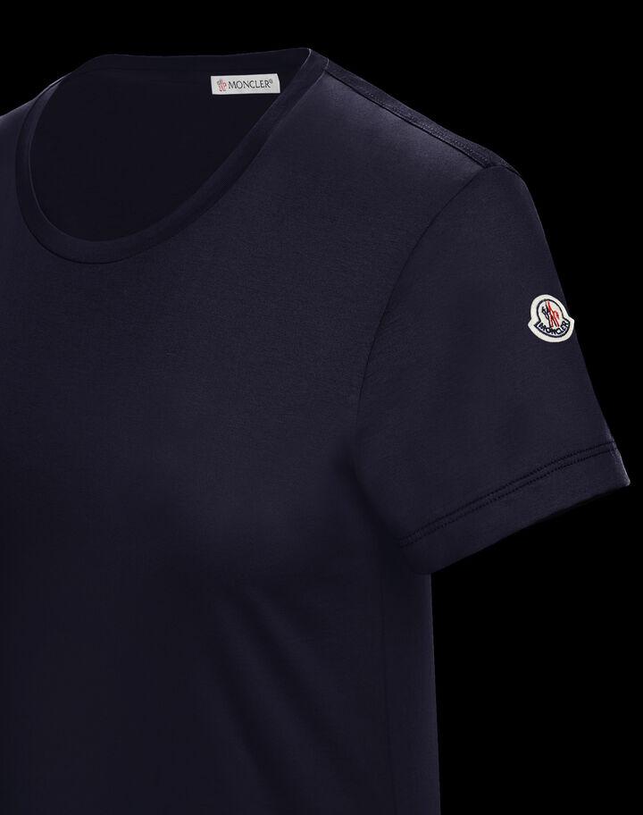 Moncler Jersey t-shirt Night Blue