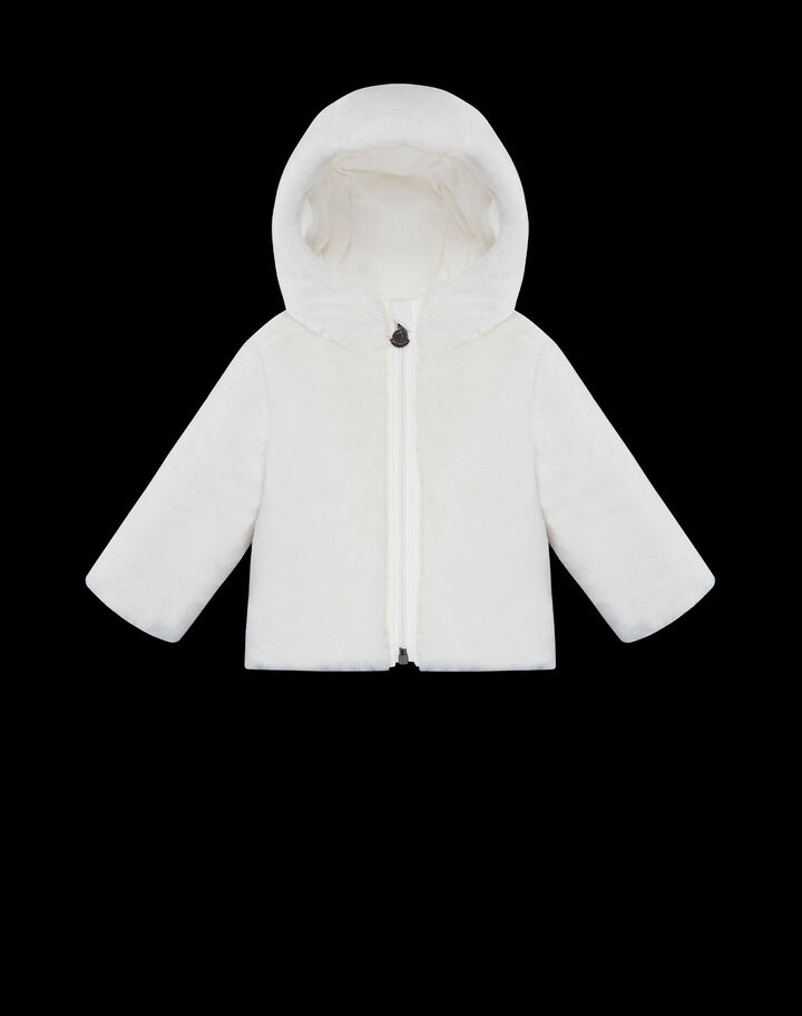 Moncler Candle Silk White