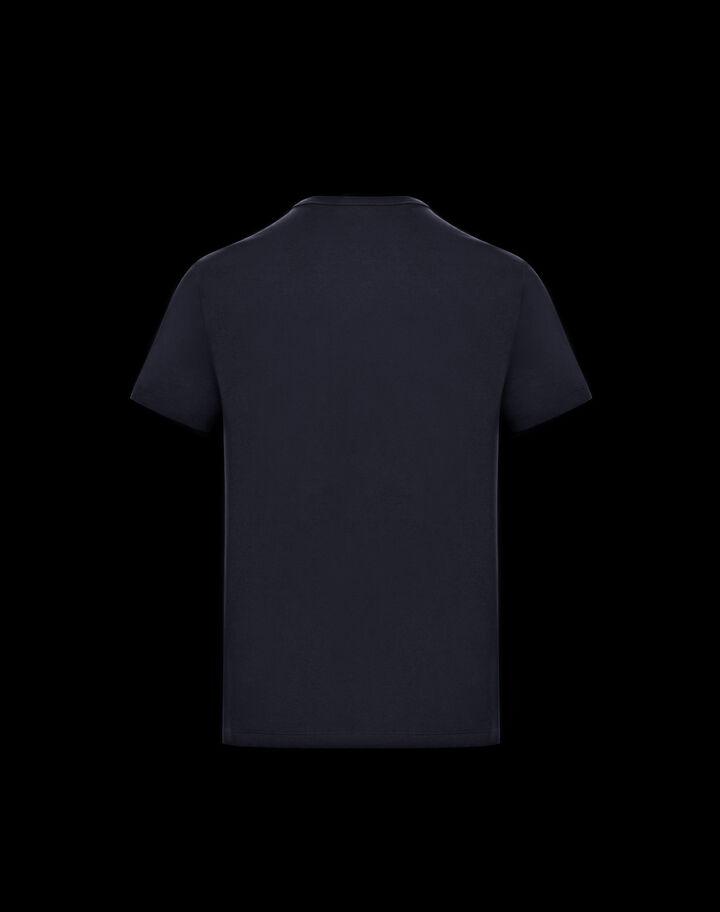 Moncler Graphics t-shirt Night Blue
