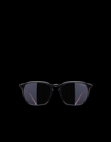 Moncler 선글라스 샤이니 블랙