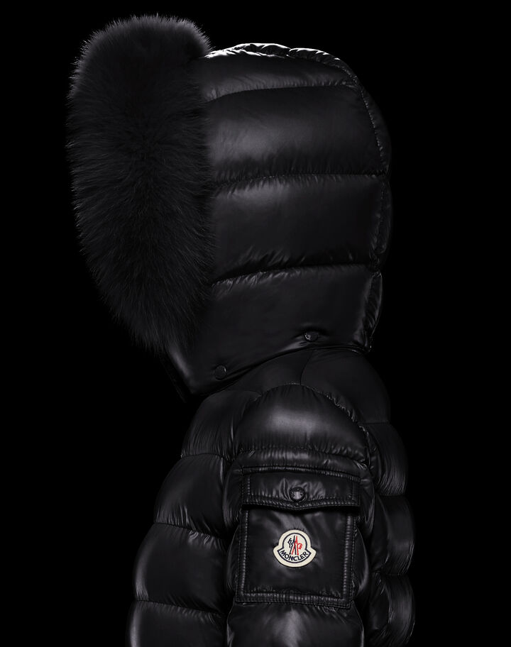 Moncler Badyfur Black