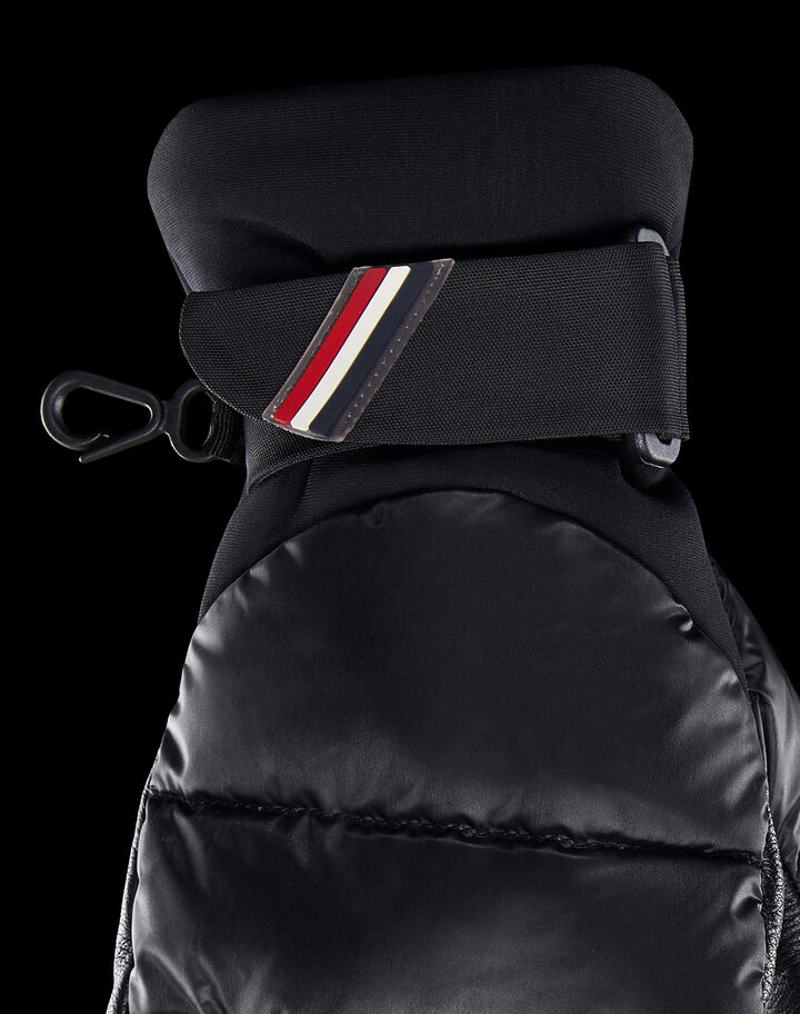 Moncler Gloves Black