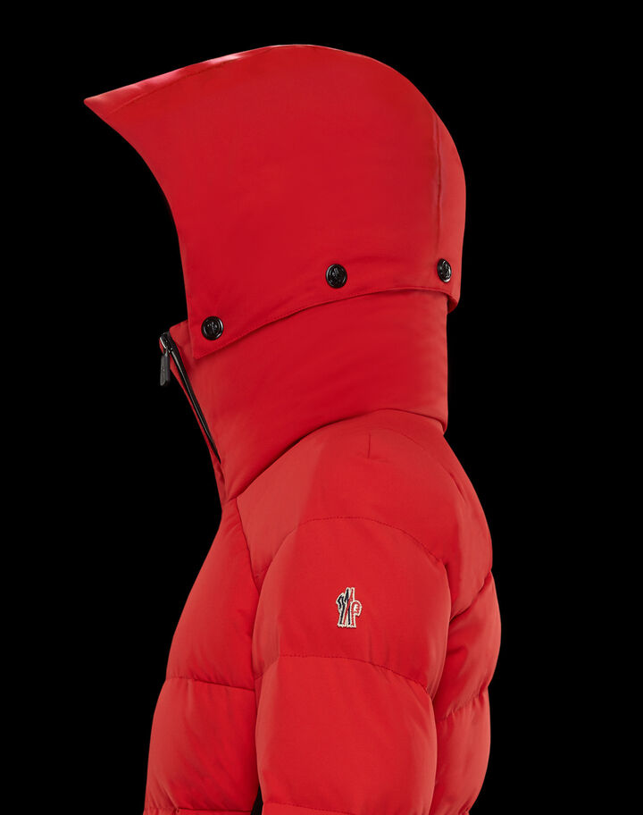 Moncler Guyane Fire Red