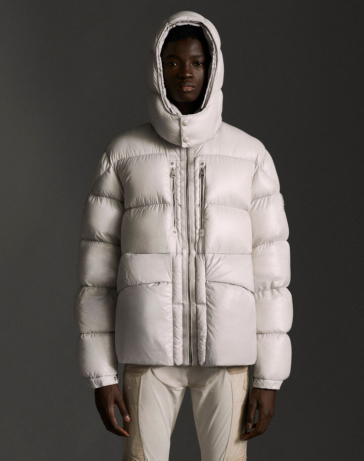 Moncler Forest Metalic Silver