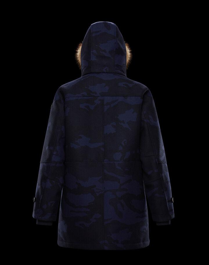 Moncler Minaouet Night Blue