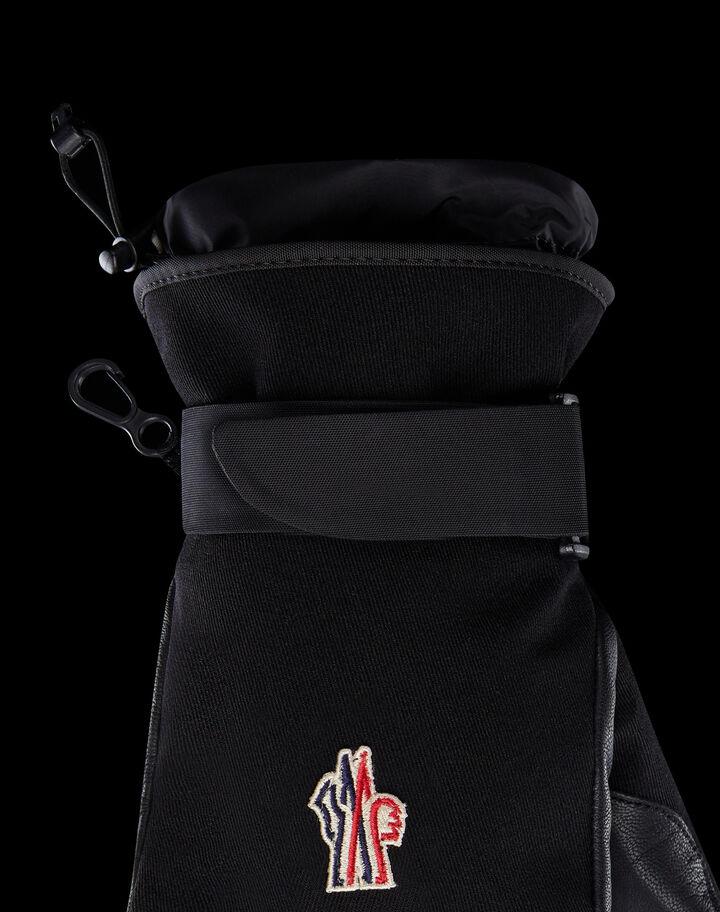 Moncler Ski gloves Black