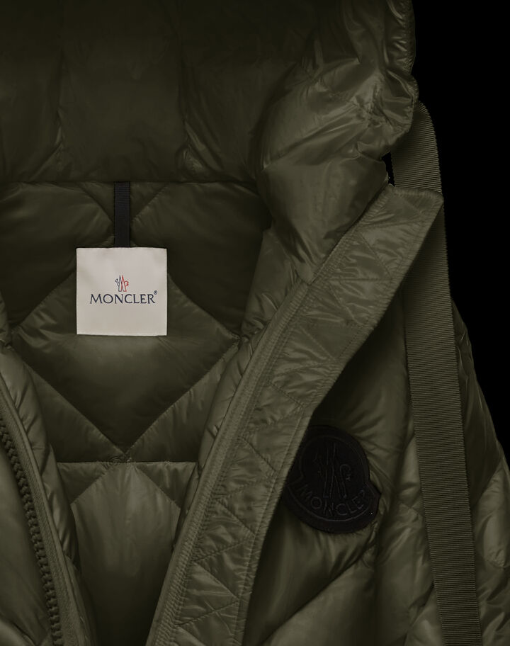 Moncler Duroc Dark Army Green