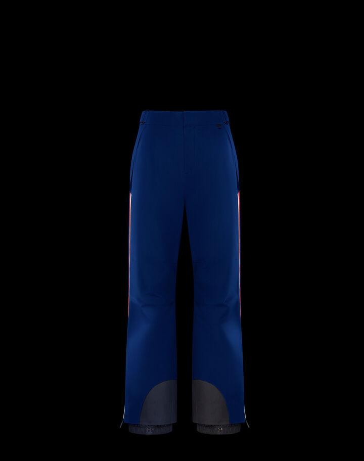 Moncler Ski pants Baltic Blue