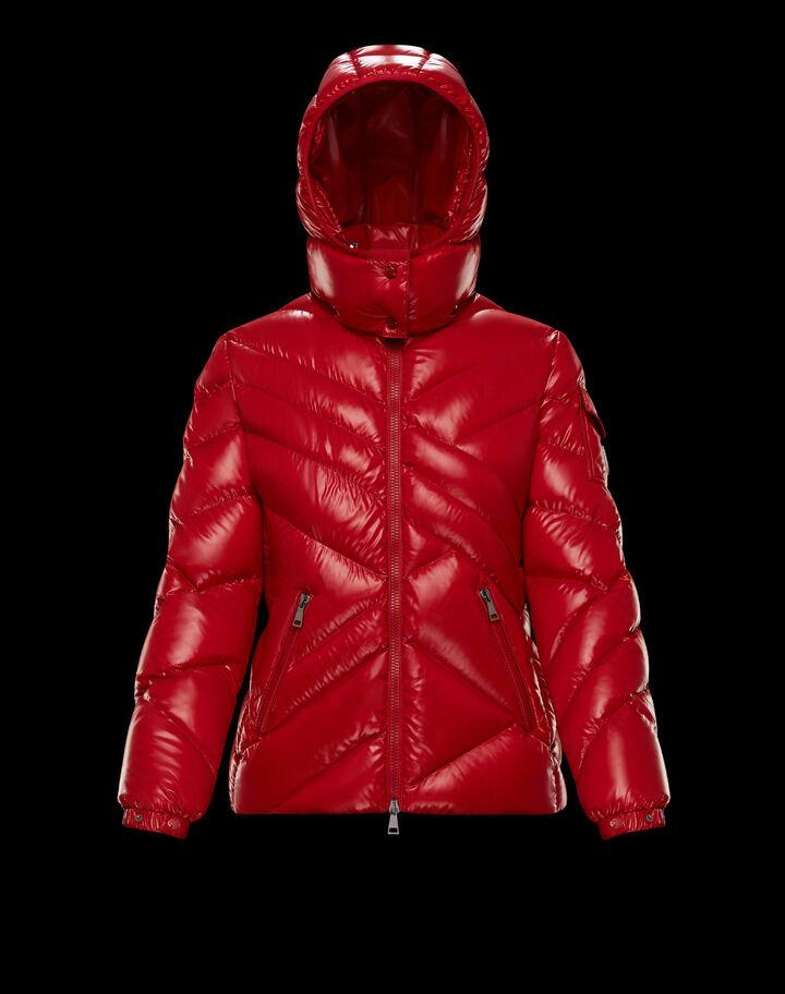 Moncler Desirade Scarlet Red