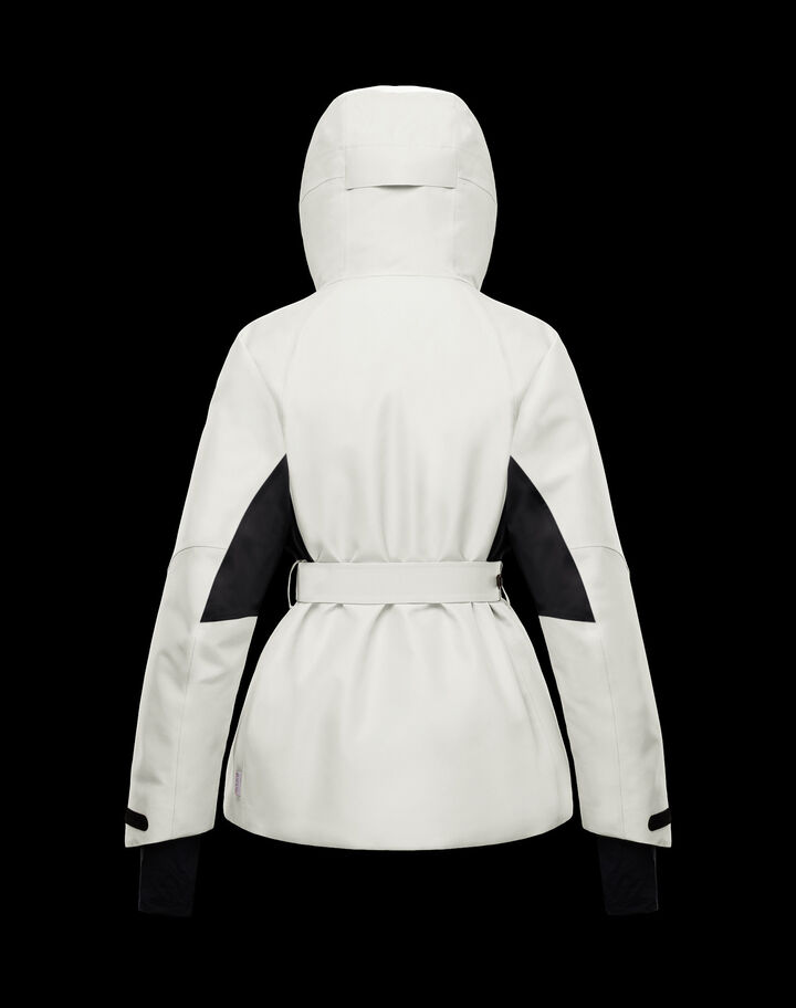 Moncler Paquier Silk White