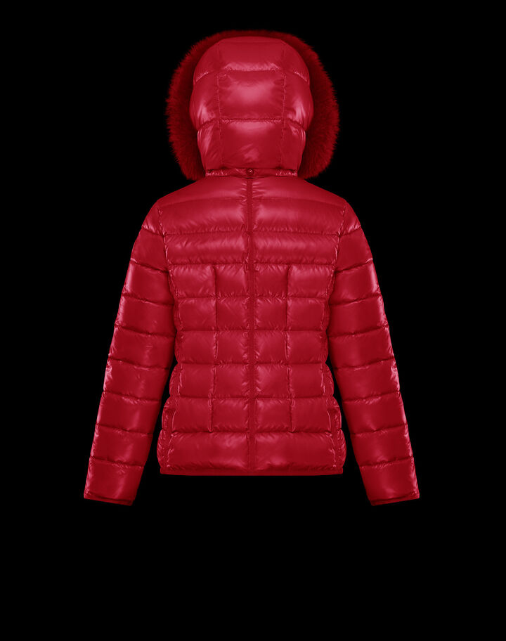 Moncler New Armoise Cherry Pink