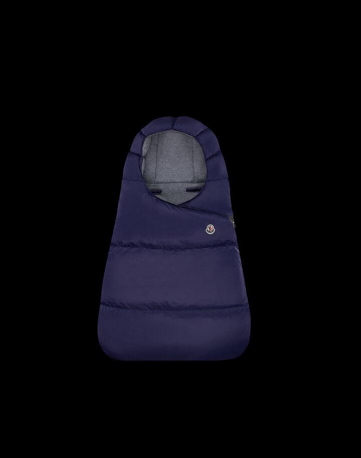 Moncler Nylon sleeping bag Night Blue