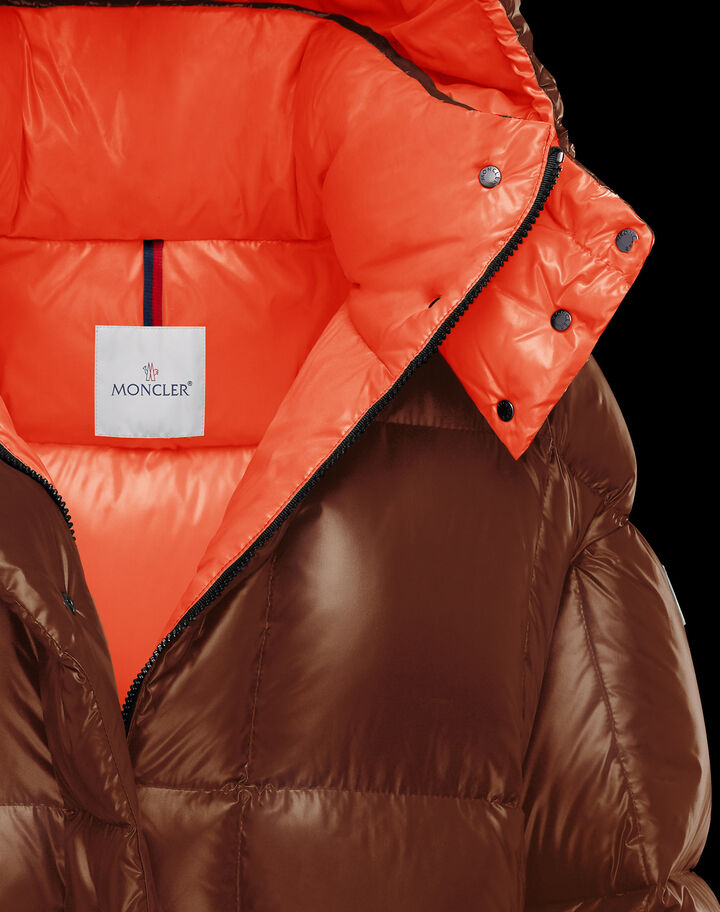 Moncler Parnaiba Walnut Brown